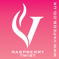 Raspberry Twist Shortfill