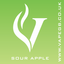 Sour Apple Concentrate (30ml)
