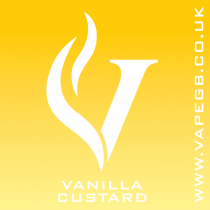 Vanilla Custard Shortfill (50ML)